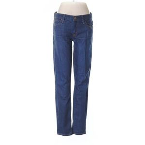 J. Crew High Rise Toothpick Jeans (Size 27 Tall)